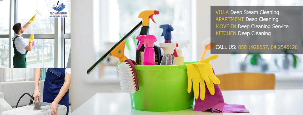 Villa Deep Cleaning Dubai